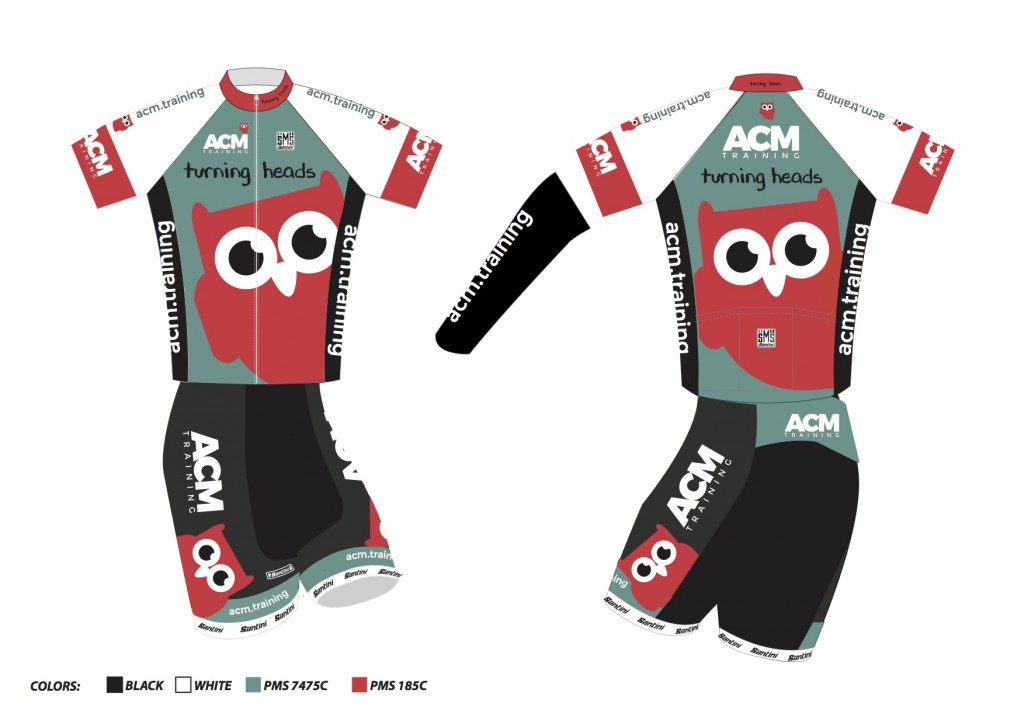 ACM cycling kit