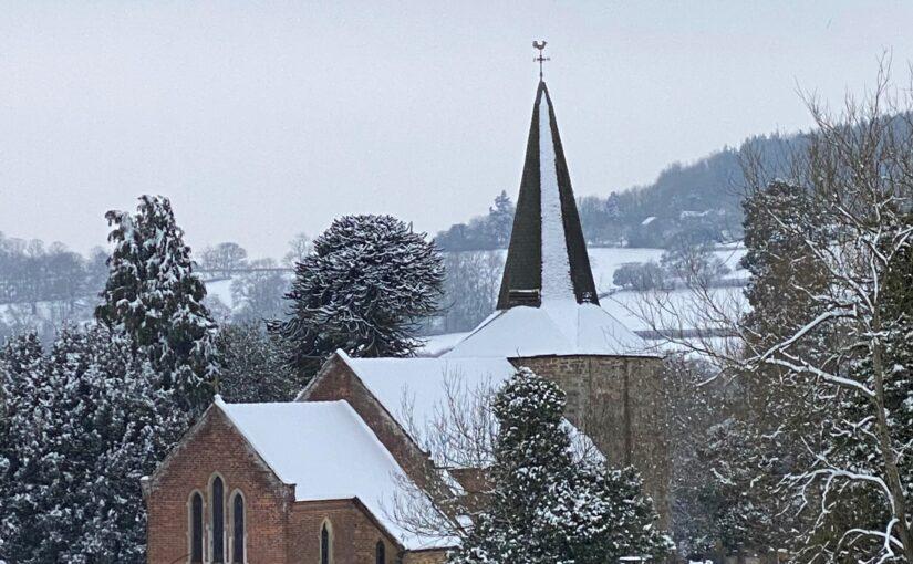 A Shropshire Symphony – winter