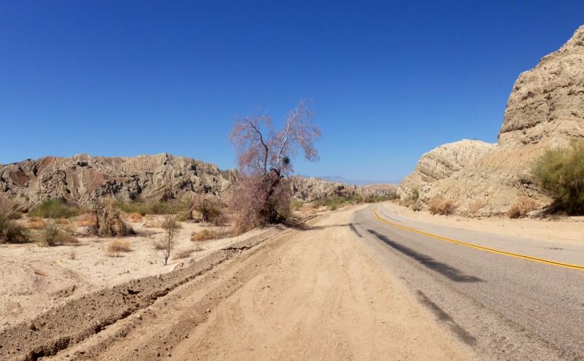 Day 2 – Palm Springs to Blythe